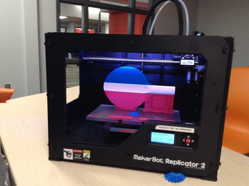 makerbot_display_large.jpg Télécharger fichier STL gratuit Raquettes de Ping Pong • Plan pour imprimante 3D, sportguy3Dprint