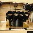 Free 3D printer model Stand for V8: Replicator edition, Mathorethan