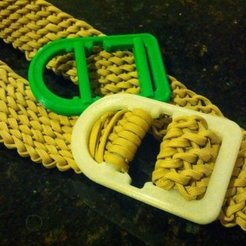 Download free 3D printer files Airport Security Belt, Mathorethan