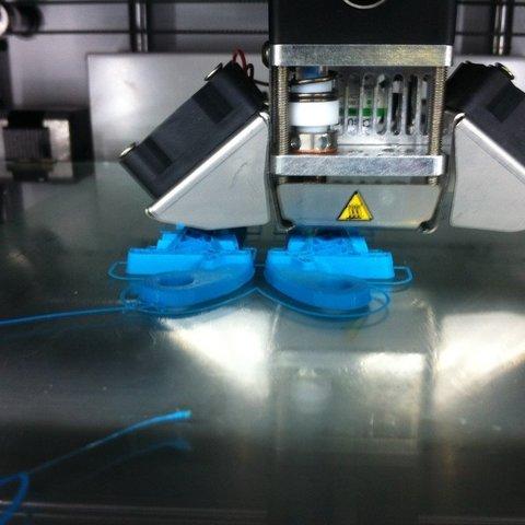 IMG_2973_display_large.jpg Download free STL file Toilet Seat Bracket • 3D printer design, Mathorethan