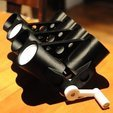 Free 3D printer model V8 model: Replicator edition, Mathorethan