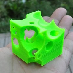 Free 3D print files Cube forms, Mathorethan