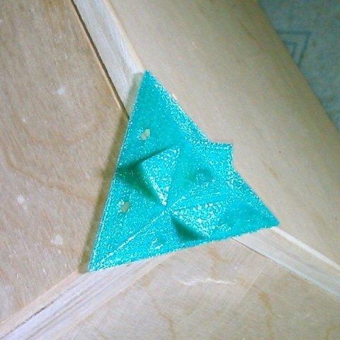 Download free 3D printer model Extra Spiky Corner Guard, ernestwallon3D
