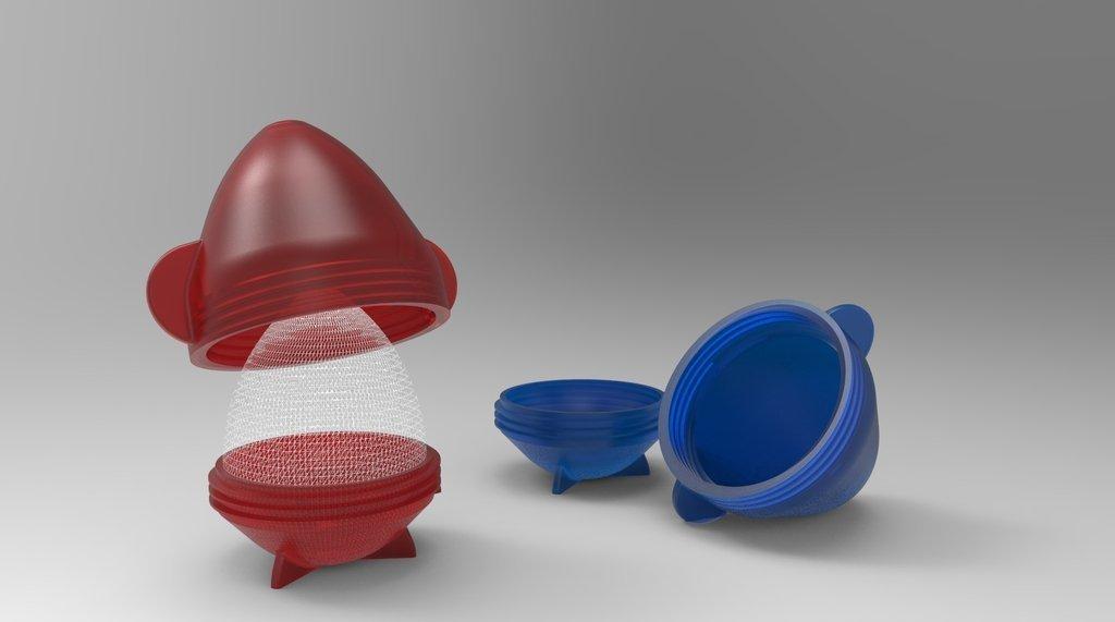 e244ebe581b1e2ba0a478e7b0132b877_display_large.jpg Télécharger fichier STL gratuit Moisissure de glace aux oeufs de Pâques • Design pour impression 3D, ernestwallon3D