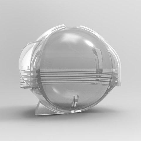 7d6884428b71ae5f2e064fe9741dcb08_display_large.jpg Télécharger fichier STL gratuit Moule à boule de glace • Modèle pour imprimante 3D, ernestwallon3D