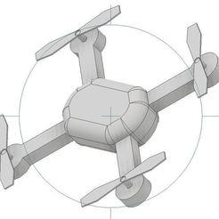 Descargar STL dron, stalin_muela