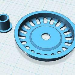 Descargar archivo 3D gratis Filtro fregadero, kinganeti