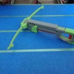 Free 3D print files Repeating mini crossbow, kinganeti