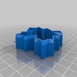 Download free STL file Autumn gingerbread  cookie cutter. • 3D printer template, sparki0007