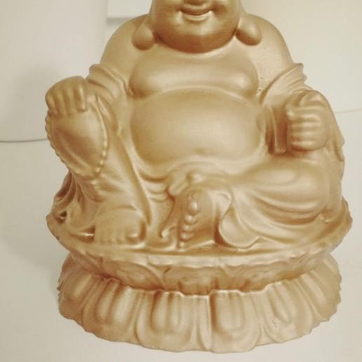 Télécharger modèle 3D gratuit Statue de Bouddha Tathagata sculpture 3d, stlfilesfree