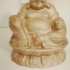 Download free STL file Tathagata Buddha statue 3d sculpture • 3D print object, sparki0007
