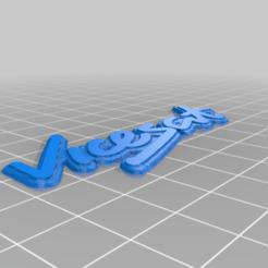 Descargar archivo 3D gratis logo de vicesat, huchaji