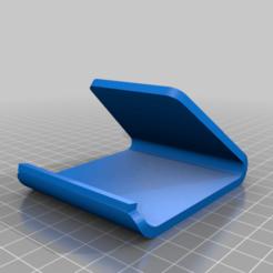 phone_stand_1.png Download free STL file soporte movil con funda gorda • 3D print template, huchaji