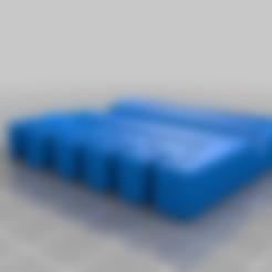 Download free STL file metric meter • 3D printing object, huchaji