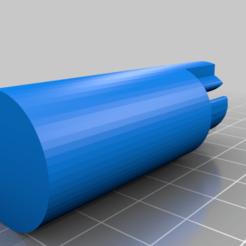 extensor_manillar_45mm.png Download STL file 45mm handlebar extension • 3D print design, huchaji