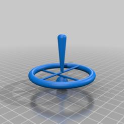 Toupie.png Télécharger fichier STL gratuit Toupie • Design imprimable en 3D, remikoutch