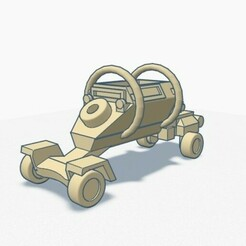 leopard1.jpg Download STL file rodhesian leopard vehicle 1/72 • 3D printable template, chriss3dprint