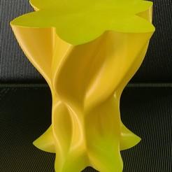 IMG_2529.jpg Télécharger fichier STL table haute de grande taille (mode vase) • Plan pour imprimante 3D, Learn3Dprinting