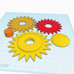 Download free 3D printing templates Patio Table Hole Guard, utopiamachines