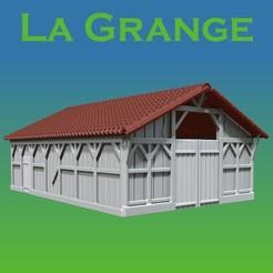 Descargar archivo 3D gratis El granero, LaForge3D