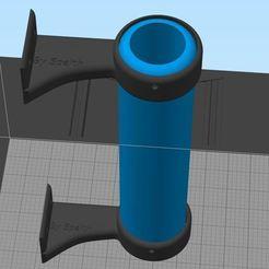 1.JPG Télécharger fichier STL support bobine imprimante 3d box diamètre 70mm / support bobine imprimante 3d box diamètre 70mm • Design à imprimer en 3D, Spelth
