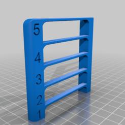 Tour_de_test_v1.png Télécharger fichier STL test de la tour de température et du pont. simplification du fichier d'usine 3d pour anycubic chiron • Plan imprimable en 3D, Spelth