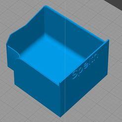 1.JPG Télécharger fichier STL Dosettes Panier Nespresso Krups / Krups Nespresso Pods • Objet pour imprimante 3D, Spelth