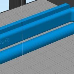 1.JPG Télécharger fichier STL Porte serviette / Towel holder • Objet pour imprimante 3D, Spelth
