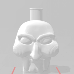 bi.png Download free STL file Billy's Mouthpiece • 3D printing object, Pistacho