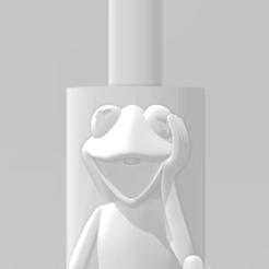 ra.png Télécharger fichier STL gratuit Grenouille Kermit : l'embouchure purgée • Objet pour imprimante 3D, Pistacho