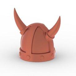 Descargar archivo 3D gratis Tapón de la botella de soda con casco Viking, TikiLuke