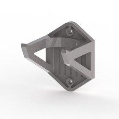 Descargar Modelos 3D para imprimir gratis Soporte de pared Maglite, TikiLuke