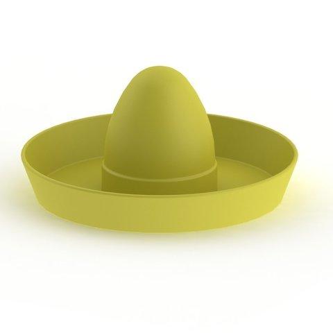 Download free 3D printing templates Sombrero Soda Bottle Cap, TikiLuke