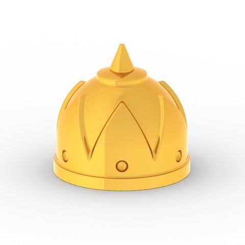 Download free 3D printing files Crown Soda Bottle Cap ・ Cults