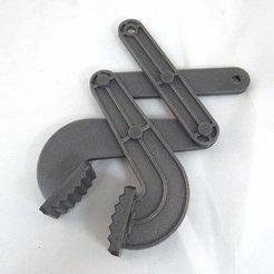 Free 3D printer designs Pressure Lifter, TikiLuke