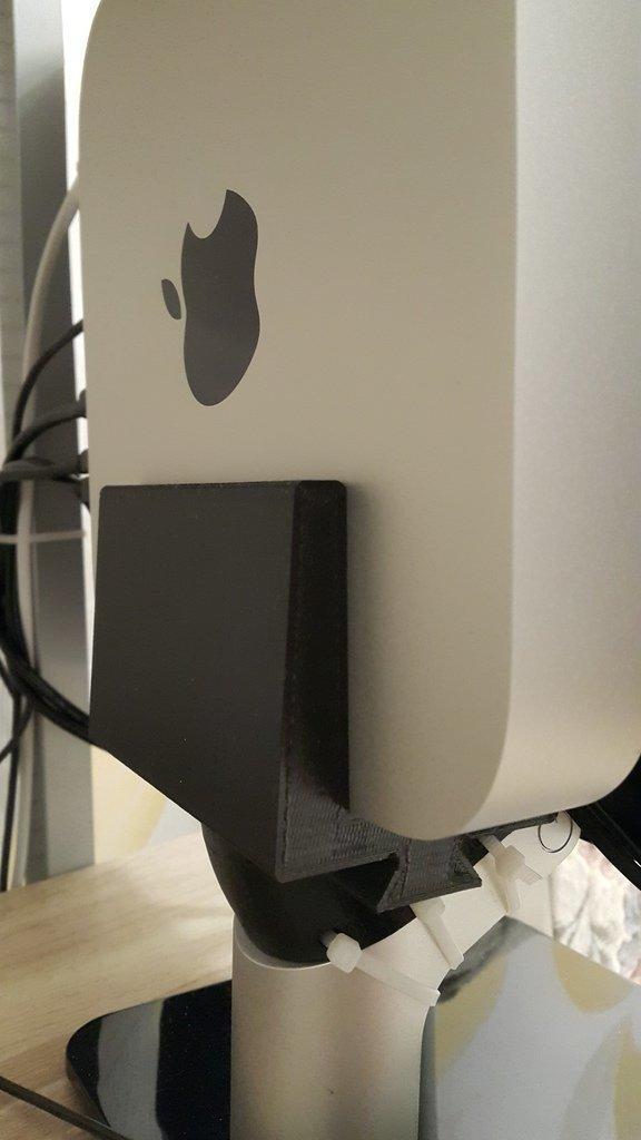 f3ccdd27d2000e3f9255a7e3e2c48800_display_large.jpg Télécharger fichier STL gratuit MAC Mini support pour moniteur DELL (pas de support VESA) • Objet à imprimer en 3D, DK7