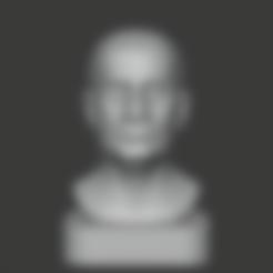 FuFu.stl Download STL file Louis Germain David de Funès de Galarza • Template to 3D print, DK7