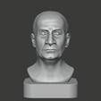 FuFu.png Download STL file Louis Germain David de Funès de Galarza • Template to 3D print, DK7
