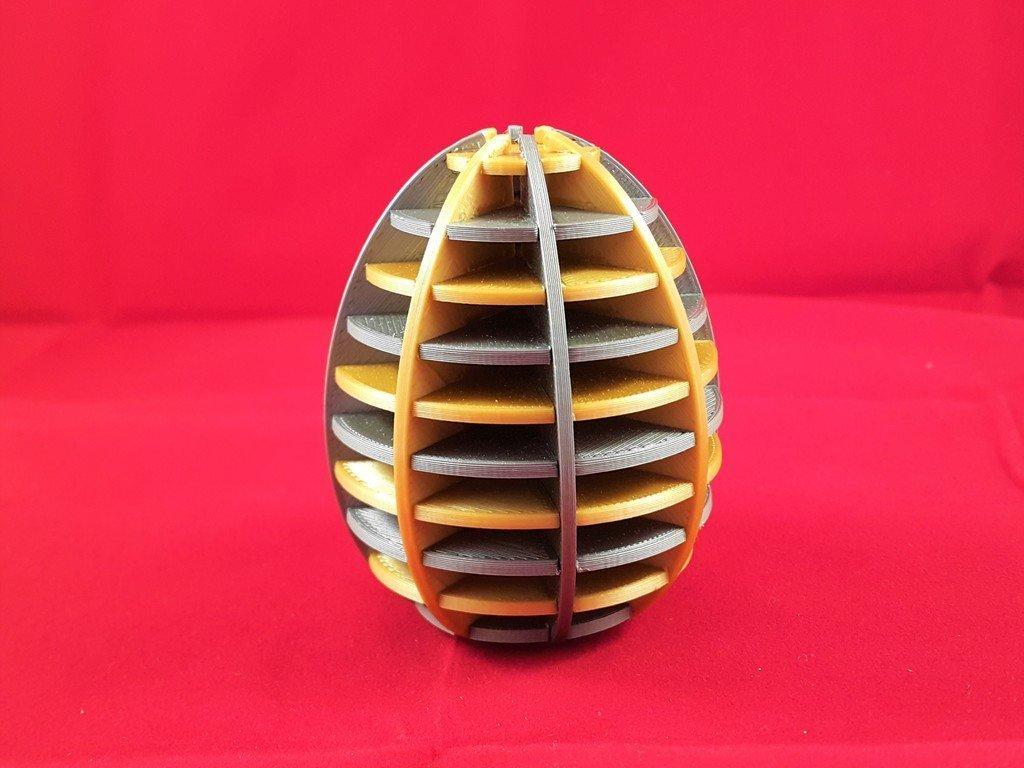 1271d09e238be1291820b0d757c9f70f_display_large.jpg Download free STL file Egg sliced • 3D print object, DK7