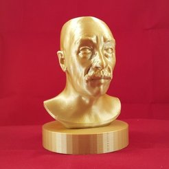 Download free 3D printing files Alexander Rosenbaum, DK7