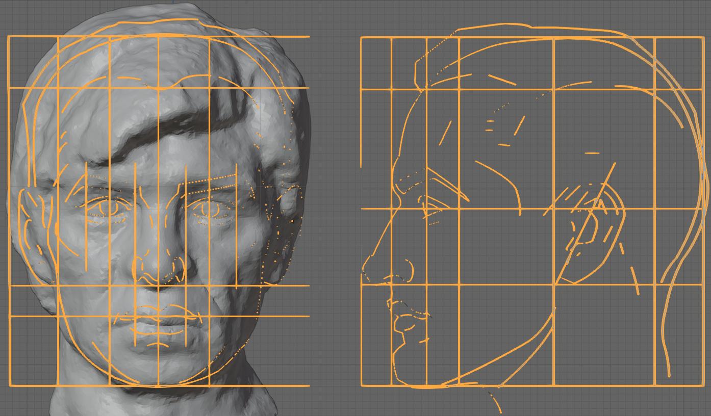 screen.png Download free STL file Sculpting proportions (men's) • 3D printable model, DK7