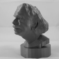 Download free 3D printer templates Jaromir Nohavica, DK7