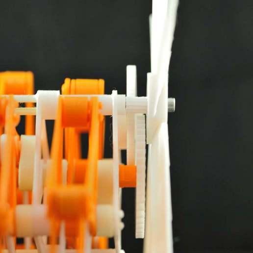 Pic_01.jpg Télécharger fichier STL gratuit Le moulin à vent de Strandbeest • Objet pour imprimante 3D, DK7