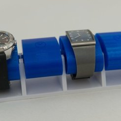 Download free 3D print files Wristwatch holder, DK7
