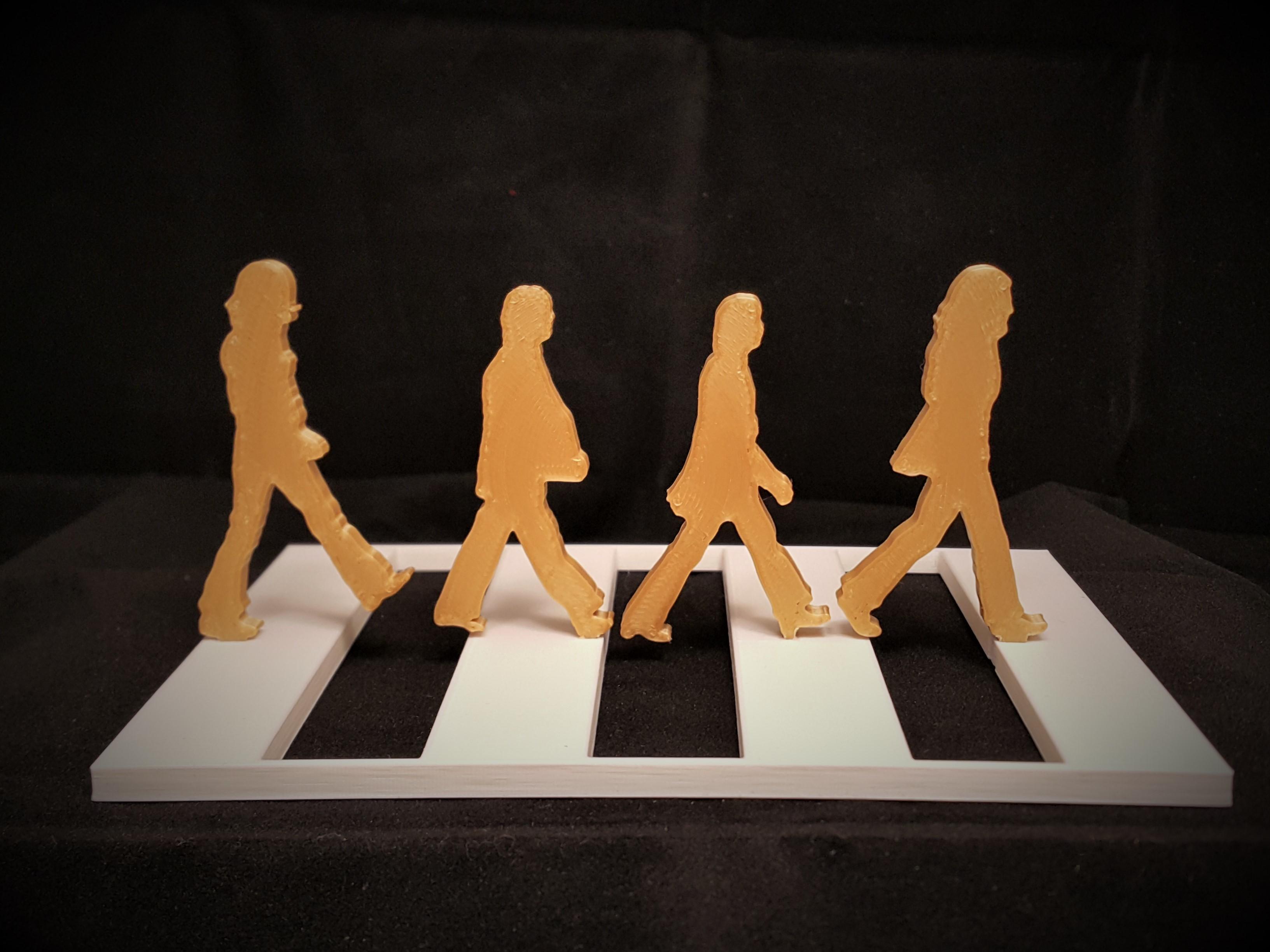 AR.jpg Download free STL file Abbey Road • 3D print design, DK7