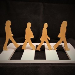 Download free 3D printer designs Abbey Road, DK7