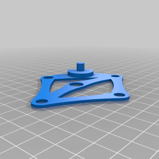 Frame_End_LS.png Télécharger fichier STL gratuit Le moulin à vent de Strandbeest • Objet pour imprimante 3D, DK7