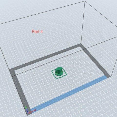 f172a29064d72228009f5acbc767abf6_display_large.jpg Download free STL file Carbon filter adaptor for Flashforge Dreamer • 3D printer design, DK7