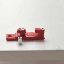 Pic_01.jpg Télécharger fichier STL gratuit Support de tiroir IKEA Galant • Modèle pour impression 3D, DK7