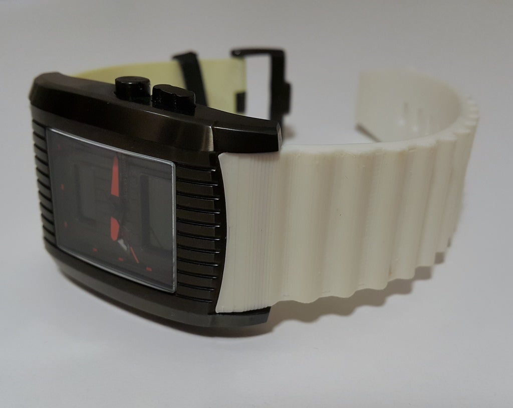 285fb9acb1b9985ce706eff718f4da3f_display_large.jpg Download free STL file Jacques Lemans F1 replacement wristband • 3D printable template, DK7